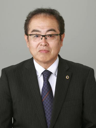 輪島ライオンズクラブ第53代会長 高森健一